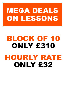 driving lesson deals